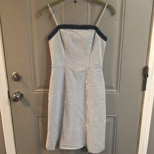 Isaac Mizrahi for Target Seersucker Dress